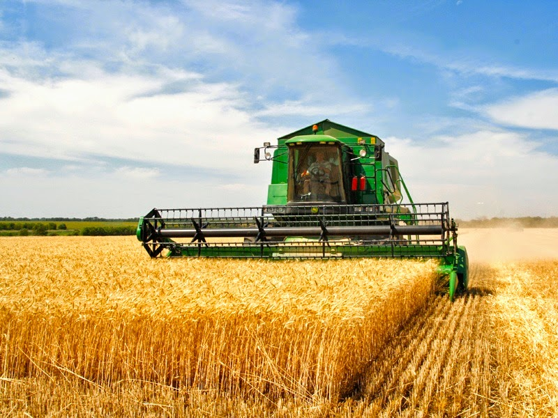 Agricultural investing