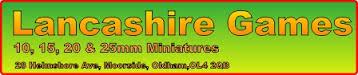 Lancashire Games 15's