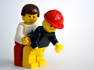 lego gay lovestory - bonking