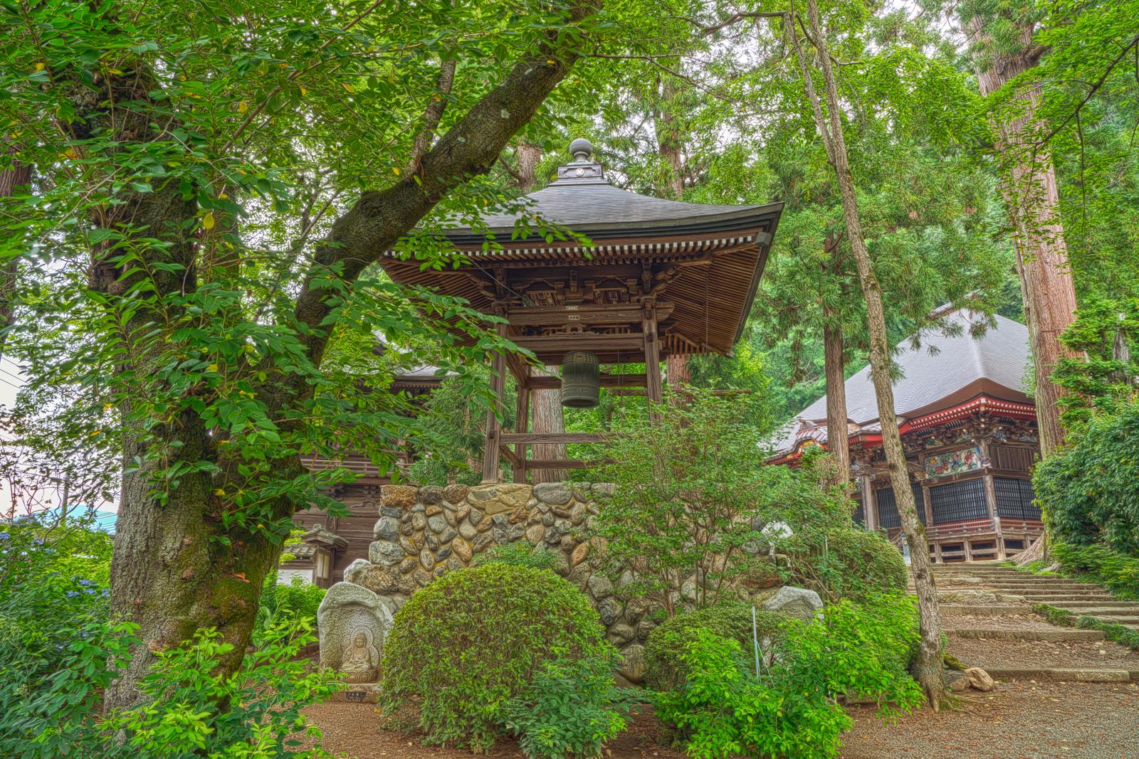大悲願寺、鐘楼