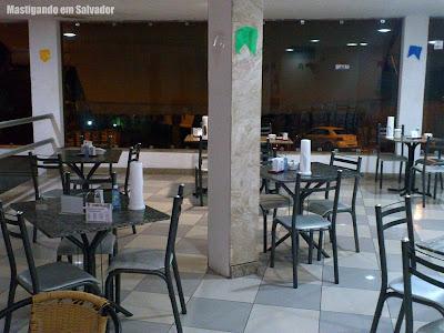 Papaggaiu's: Salão