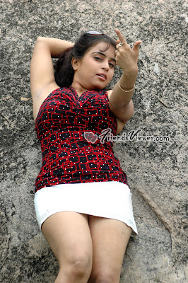 Indian sexy masala actress Prachi Adhikari milky thighs in short skirt and skinny blouse