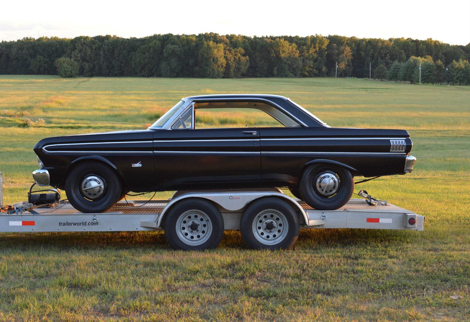 daily turismo tow it home 1964 ford falcon futura hardtop. Black Bedroom Furniture Sets. Home Design Ideas