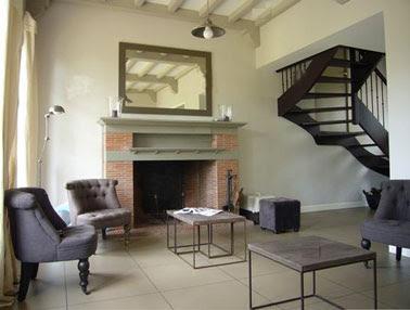 Color gris ideas de decoraci n con color gris en la sala for Sala color gris