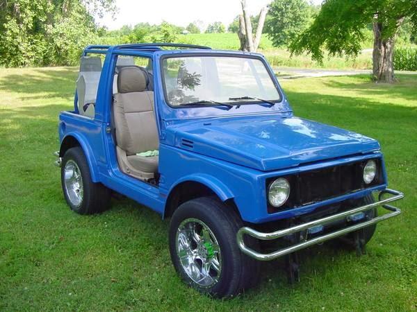 Suzuki Samurai Parts For Sale Colorado