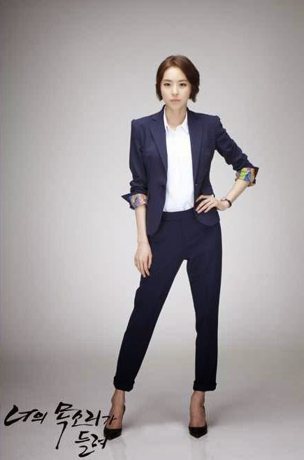 Lee Da hee sebagai Jaksa Seo Do yeon
