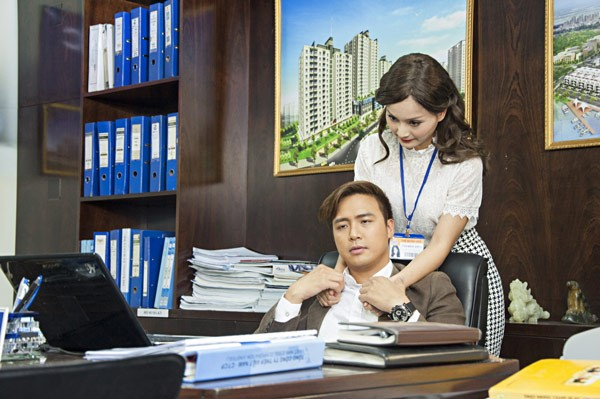 Tỷ Phú Tưng - HTV7 - 2015 Trọn Bộ