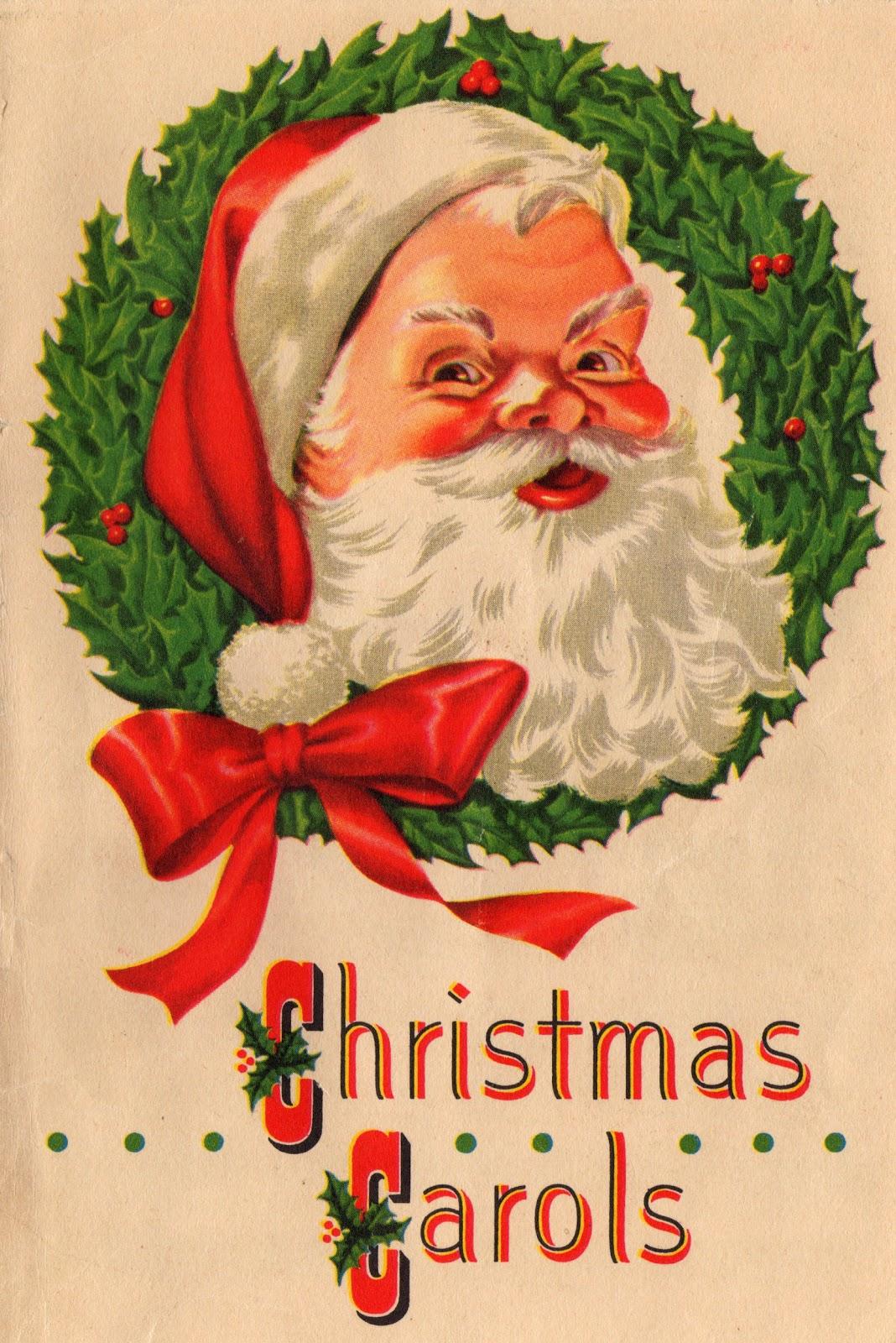 christmas carols for children's choir lyrics