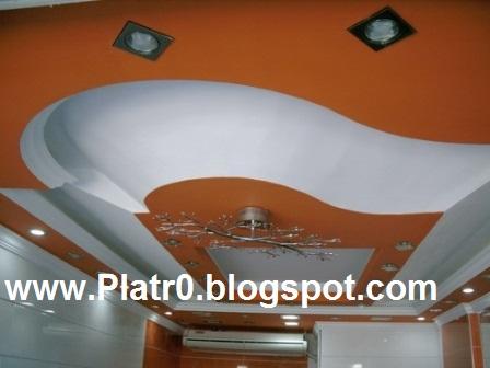 Plafond platre oran d coration platre maroc faux for Platre dicor 2015