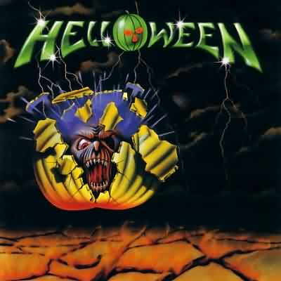helloween mini lp cover