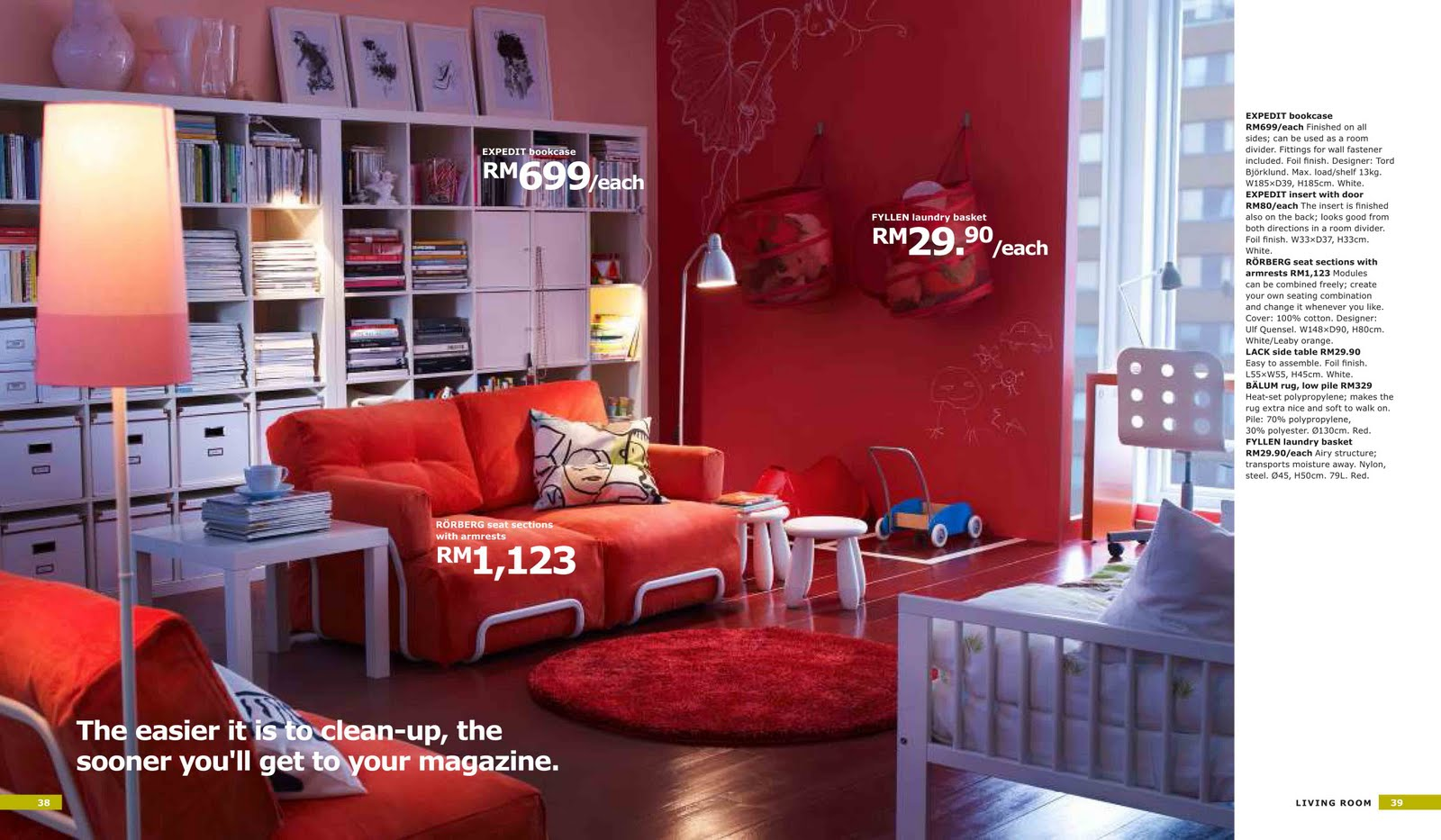Pin ikea 2012 catalogue 2 preview small spaces and on pinterest - Ikea en ligne catalogue ...
