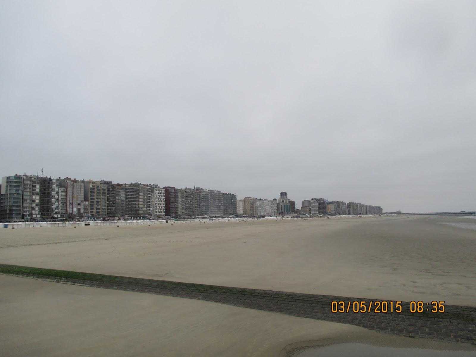 Blankenberge vanaf de Pier