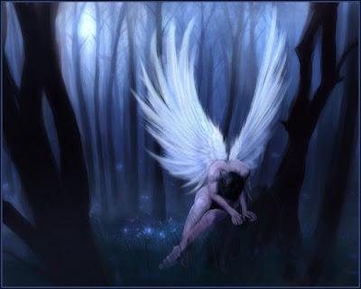 ملاكا يسكن بين الحنايا