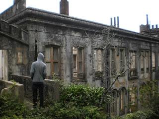 sintra, abandoned, garden