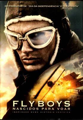 Flyboys - HD 720p - Legendado