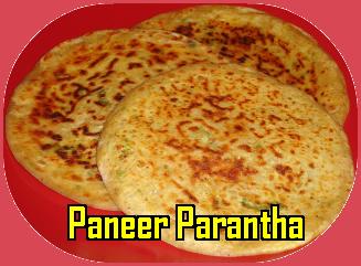 Paneer Parantha