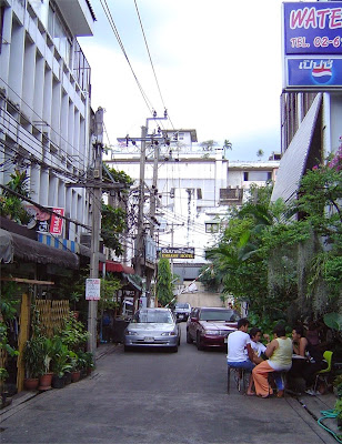 Gay soi in Saphan Kwai Bangkok