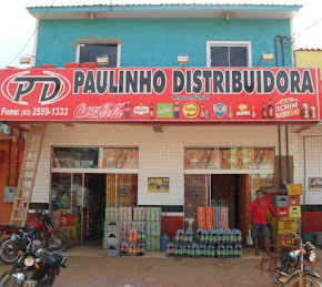 PAULINHO DISTRIBUIDORA,ATENDENDO EM TODO O MUNICPIO DE TRAIRO