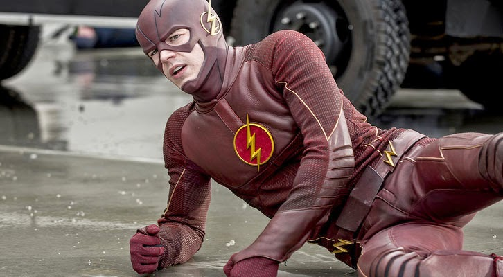 POLL : Favorite Scene From The Flash - Grodd Lives?