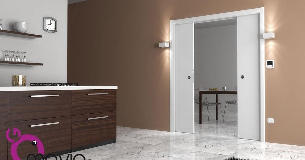 Arredamento di interni rendering catalogo porte interne - Porta computer a scomparsa ...