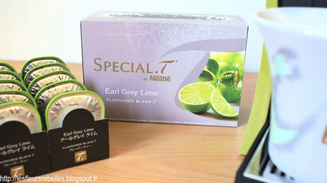 La machine à thé Special.T