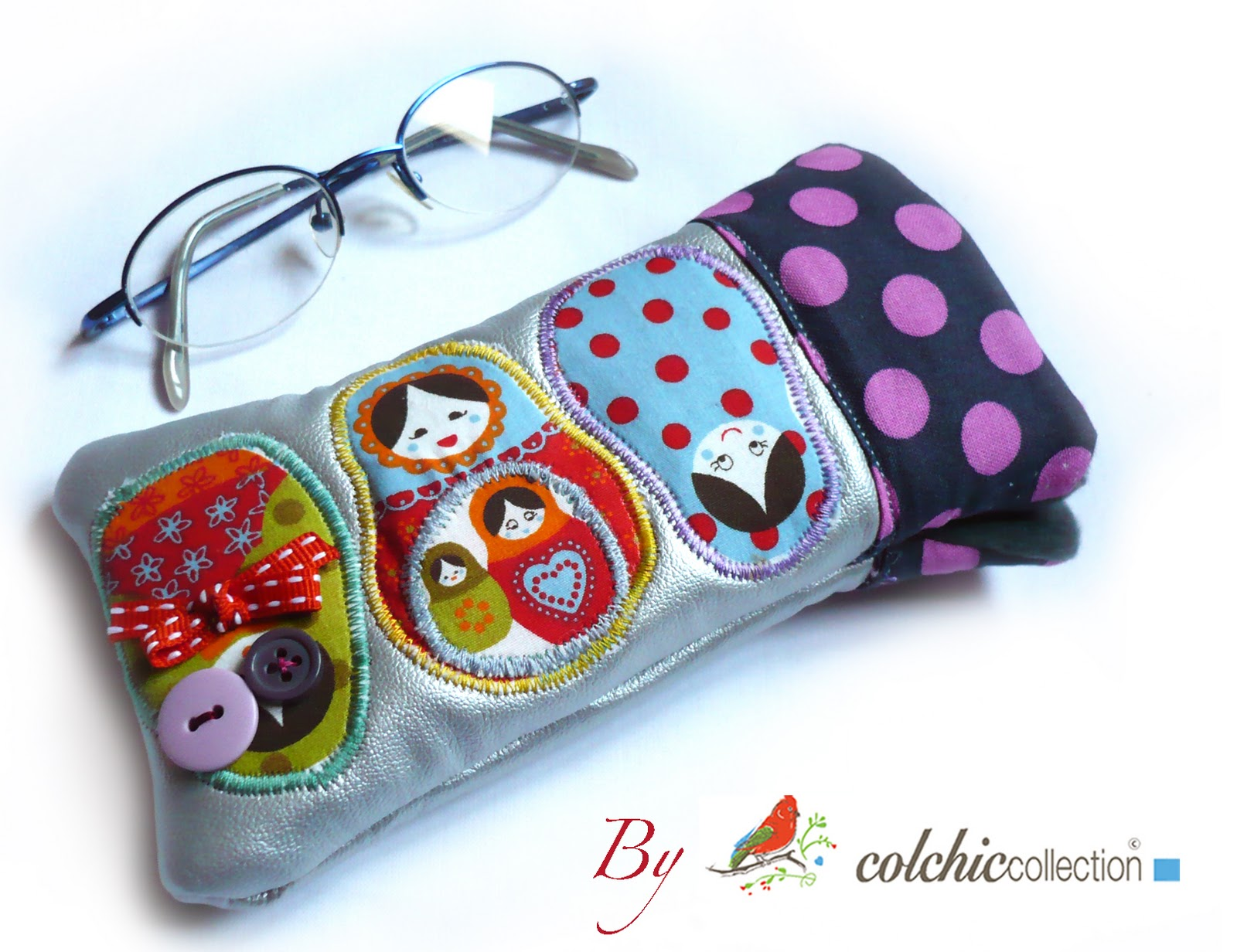 colchic collection  etui  u00e0 lunette  u2022 matriochka s u0026 39  family