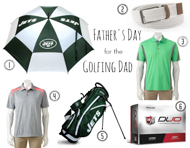Father's Day Golf Gift Guide with Kohls