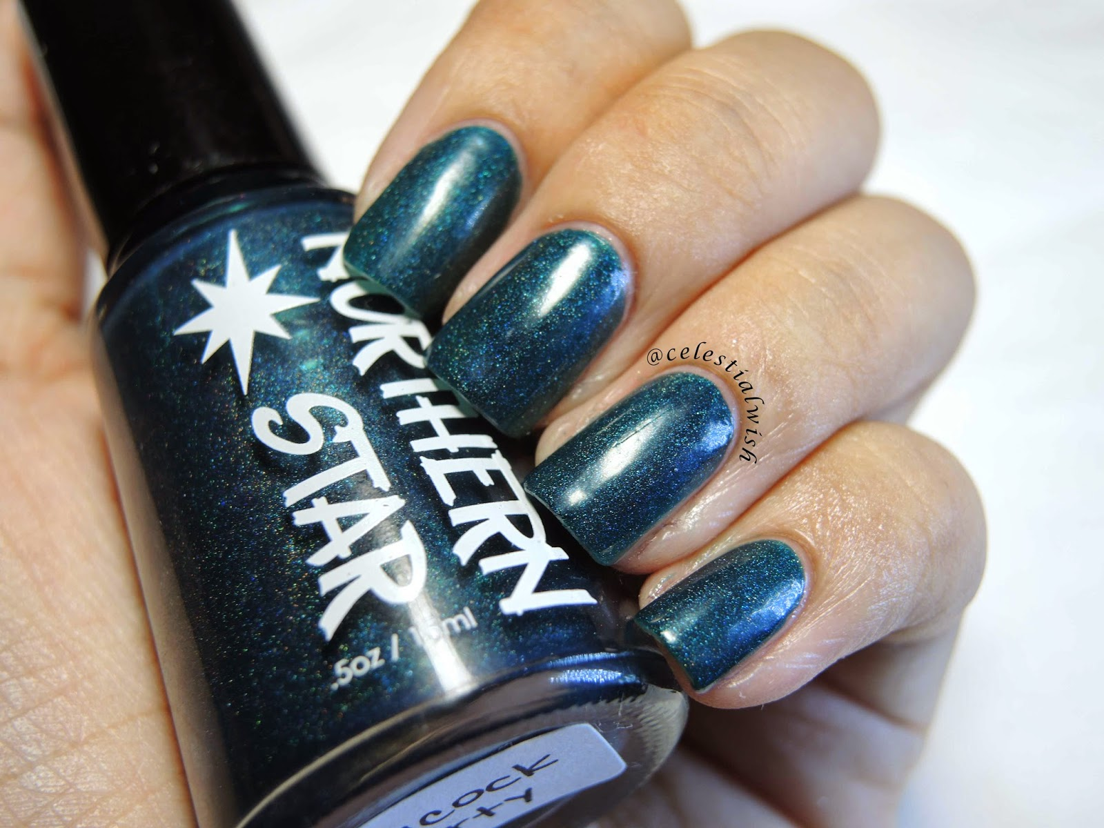 Northern Star Polish's Peacock Party