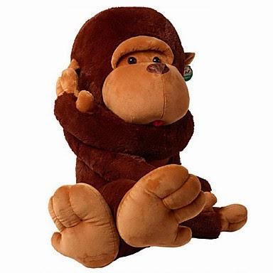 Mono Peluche Gigante