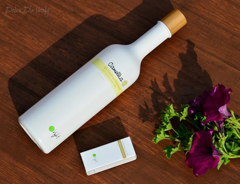 Naturalna pielęgnacja włosów z O'right - Camellia Oil-Control Shampoo & Golden Rose Oil