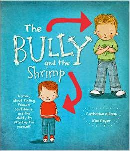 The Bully and The Shrimp cover