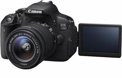 Daftar Harga Kamera DSLR Canon Terbaru 2014