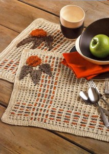 Crochet Placemats Patterns - Pattern Collections