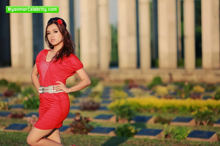 Sexy cute Nan Khay Mo