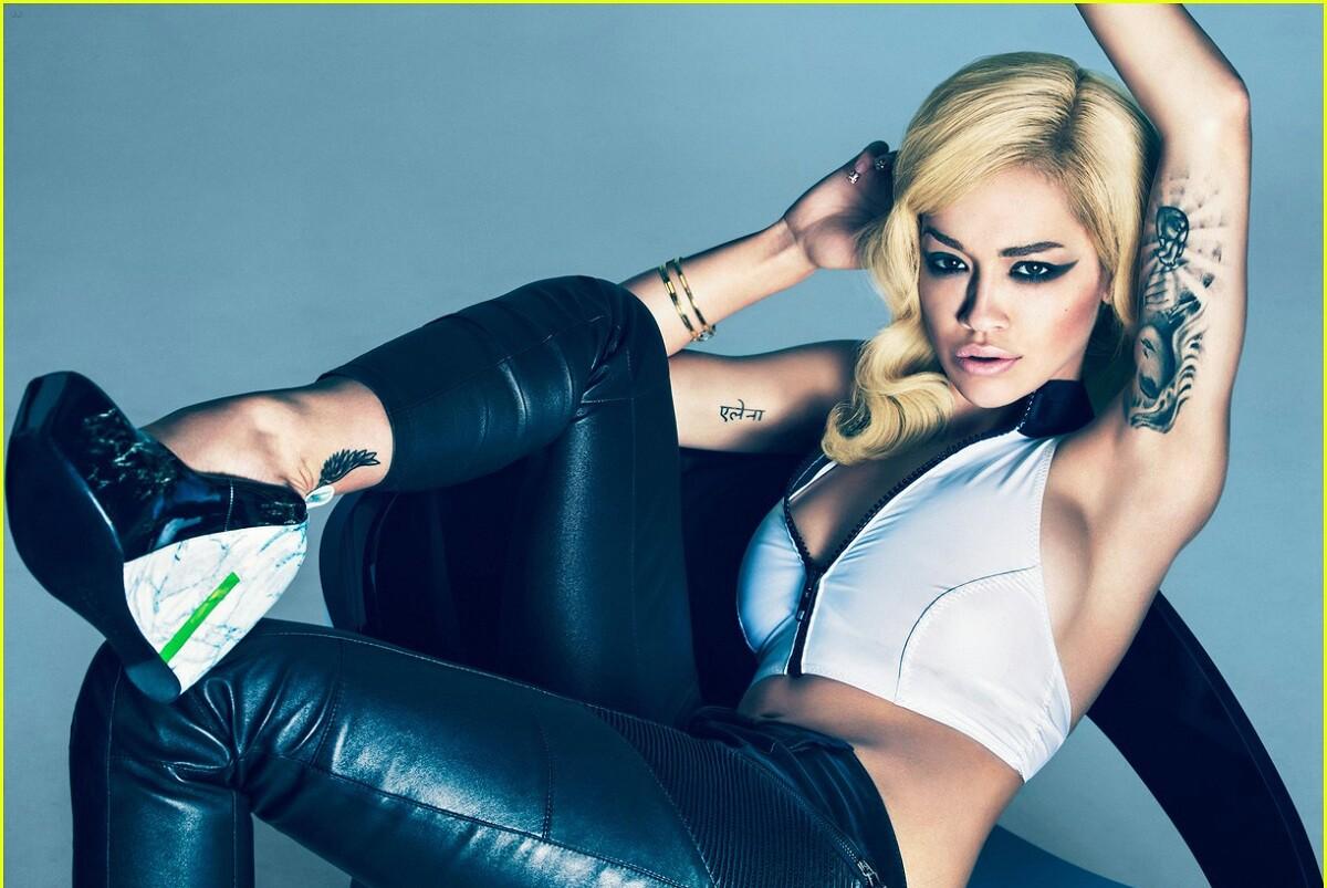 Rita Ora Wallapper 06 Demi Lovato Zip