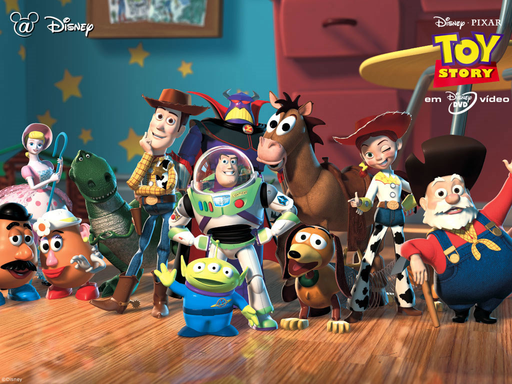 Toy Story Disney Cartoon