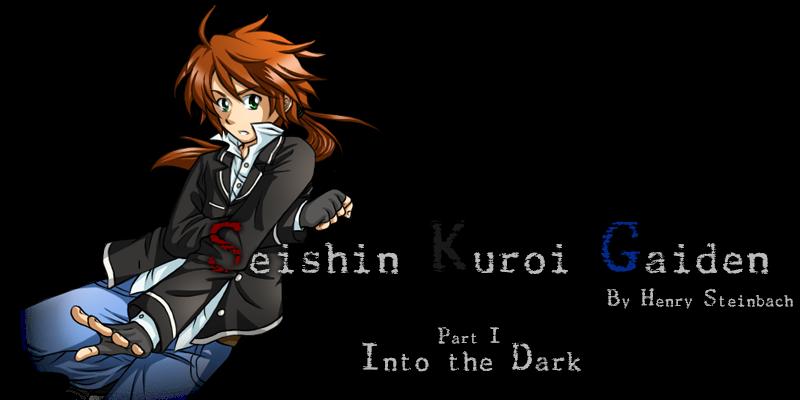 (PT) Seishin Kuroi Gaiden: Into the Dark