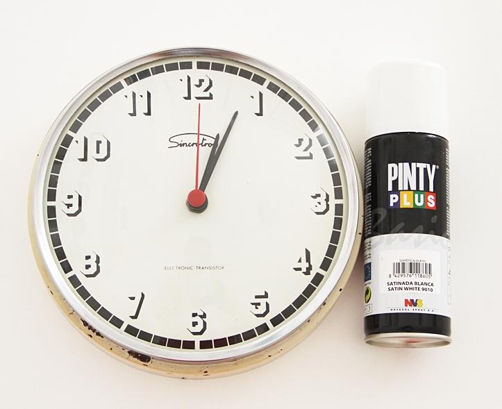 Agujas reloj pared - Relojes para decorar paredes ...