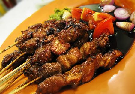Resep sate tegal masakan khas indonesia aneka resep hidangan spesial