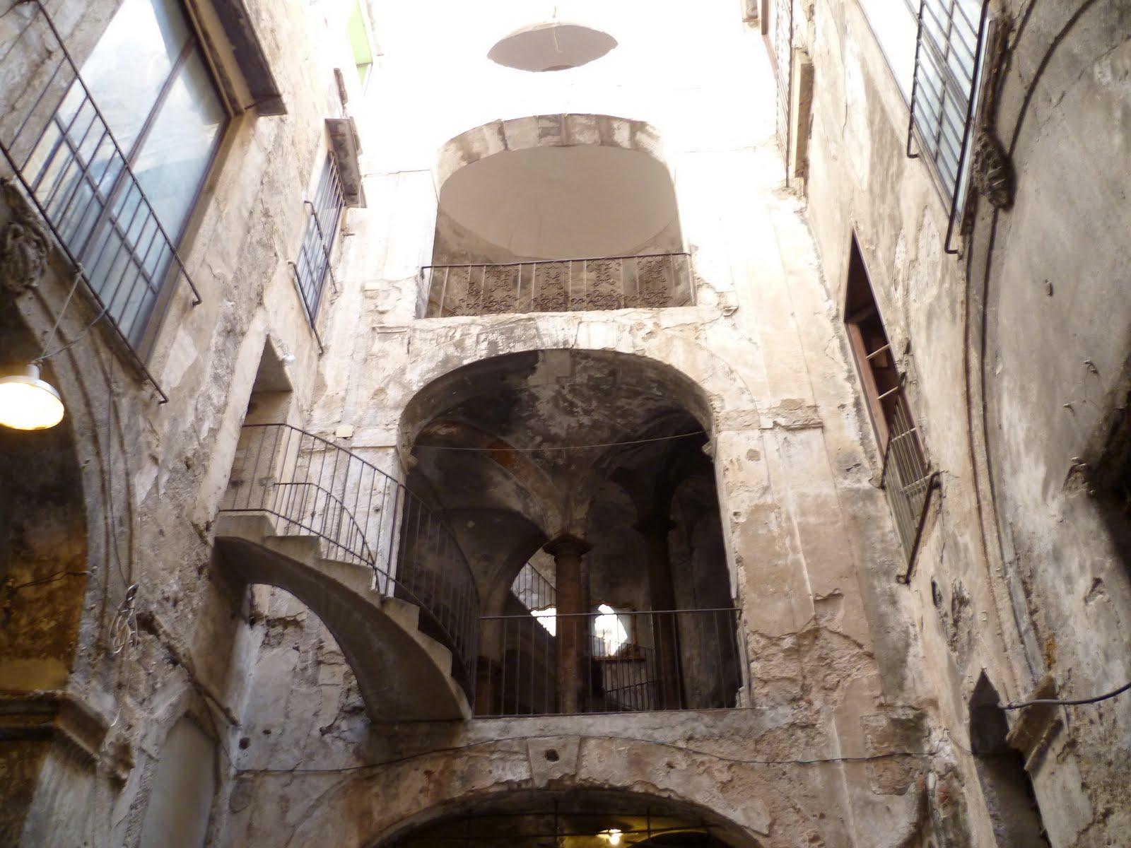 Palermo nascosta palazzo rammacca tra morte e mosche for Affitti palermo
