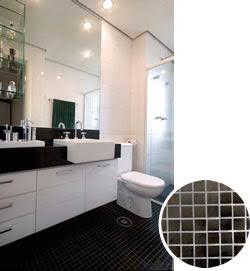Fotos de Decoração de Banheiro com pastilhas