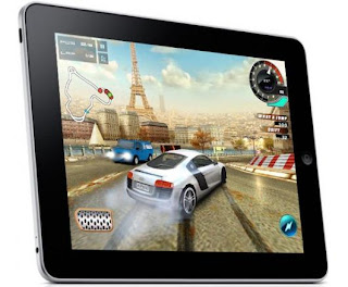 Apple iPad 3 tablet computer