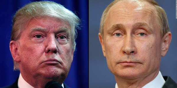 Πουλάει τρέλα ο Τραμπ: Ευχαριστεί τον Πούτιν για τις απελάσεις διπλωματών των ΗΠΑ