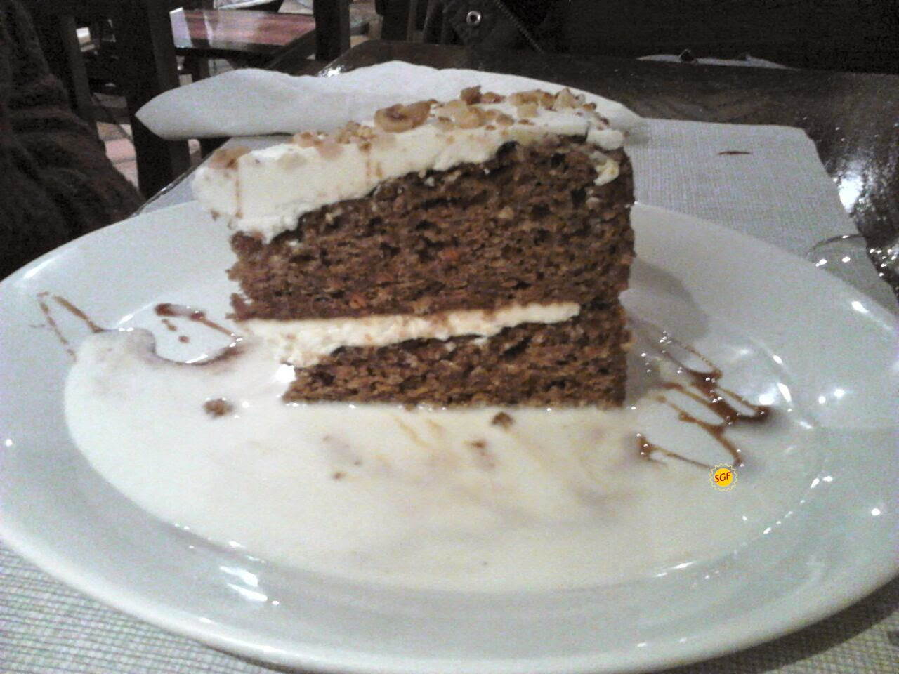 Carrot cake - Bocaos