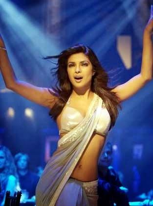 Priyanka Chopra's Hot Still From her sexy Desi Girl Song bollywood actress hot pics in saree Priyanka Chopra nude pics