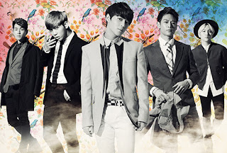 "02  Lirik Lagu SHINee ""Burning Up!""   English Translate"