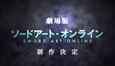 Sword Art Online anime movie