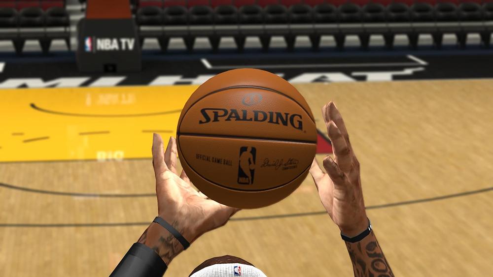 NBA 2K14 Realistic Ball Mod
