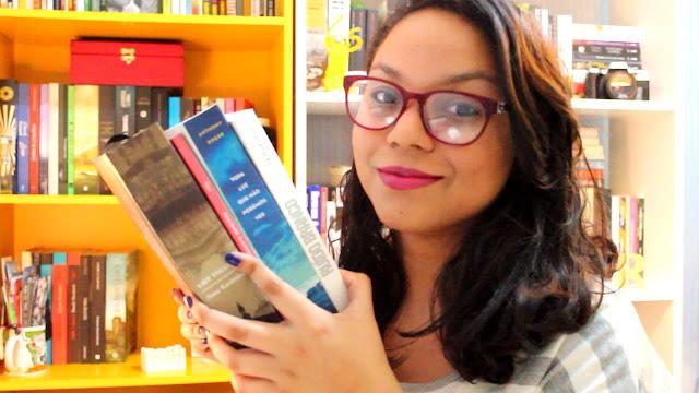 Vídeo: livros lidos em setembro