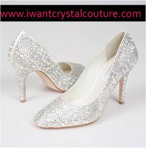 Online Ladies Crystal Fashion Accessories